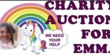 Charity Auction for Emma Leavitt