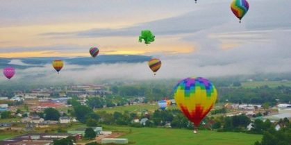 Balloon Fiesta This Weekend Sept 6th,7th 8th