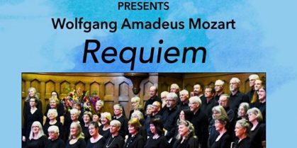 Choral Fest 2019: Requiem In D Minor By Wolfgang Amadeus Mozart