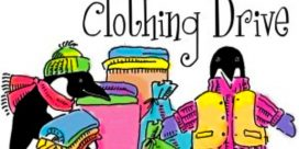 Clothing Drive for Charity at the Our Lady of Perpetual Help Roman Catholic Church, Rothesay