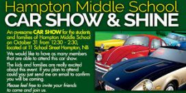 Hampton Middle School Car Show & Fall Fair