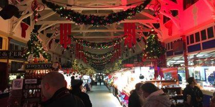 Saint John City Market CBC Radio One Live Broadcast for Harbour Lights Campaign
