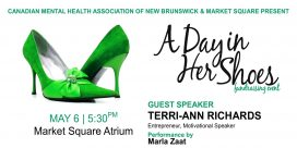 2020 A Day In Her Shoes Fundraising Event