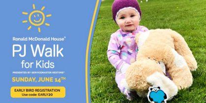 PJ Walk for Kids – Saint John