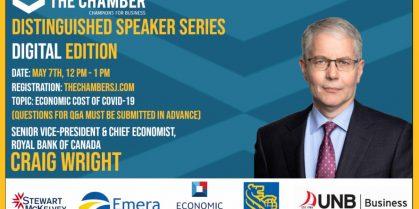 The Chamber SJ Presents Distinguished Speaker Series Digital Edition
