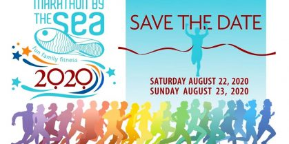 Marathon by the Sea 2020 – August 21st to 23rd, 2020