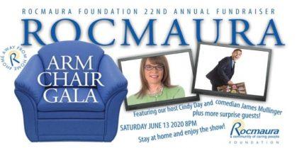 Rocmaura Foundation Armchair Gala