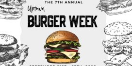 Uptown Burger Week – September 21st to 27th