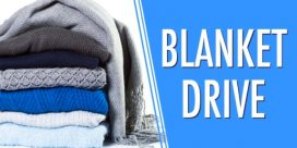 1ST Annual Blanket DRIVE