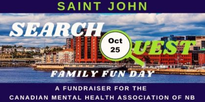Saint John Search Quest