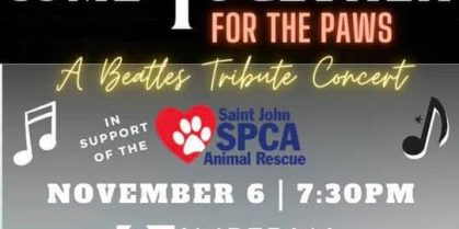 COME Together For The PAWS