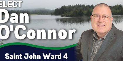 Meet Your Candidate Dan O'Connor For Ward 4 Council Seat