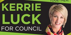 Kerrie Luck Running For Council In Quispamsis