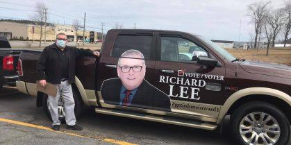 Richard Lee For Ward 1