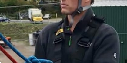 Meet  Firefighter  Adam McIllwraith