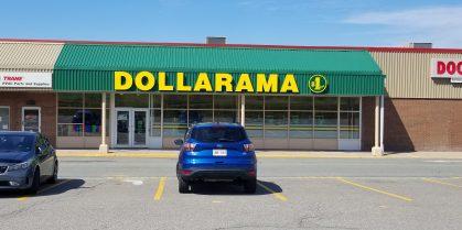 Dollarama Opens  In New Location