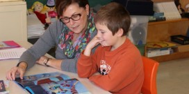 ELEMENTARY LITERACY INC. READING MENTORS ARE MAKING A DIFFERENCE