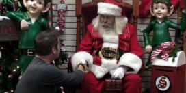 Amazing Pen Pal Visits Santa at the North Pole!