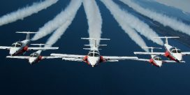 Snowbirds & CF-18 Demo Team Coming to Air Show! New Dates Announced!