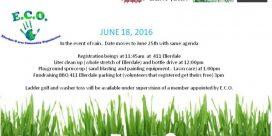 Ellerdale & Area Community Clean-Up & BBQ