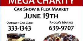 Mega Charity Car Show and Flea Market