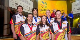 Success for NBCC at this year's Skills Canada National Competition