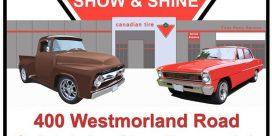 Canadian Tire Show & Shine