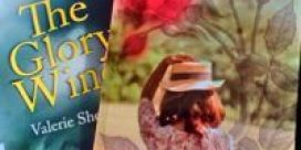 """Book Review: """"The Glory Wind"""" & """"Rain Shadow"""" by Valerie Sherrard"""