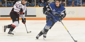 HUSKIES DOWN SEA DOGS FOR THIRD STRAIGHT WIN