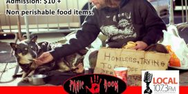 """Saint John North End Food Bank Fundraiser """"Feed the Hungry Event"""""""