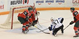Sea Dogs Defeat Mooseheads in front of Packed House