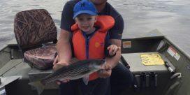 Miramichi Fishing Report for Thursday, May 25, 2017