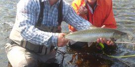 Miramichi Fishing Report for Thursday, August 17, 2017