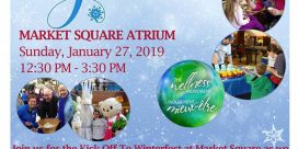 8th Annual Warm Up to Winterfest Event at Market Square