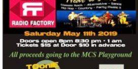 Spring Fling   MCS Play ground fundraiser