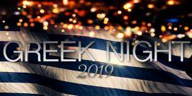Greek Night 2019