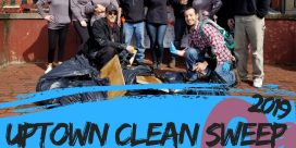5TH ANNUAL UPTOWN CLEAN SWEEP – CLEAN TO THE CORE!