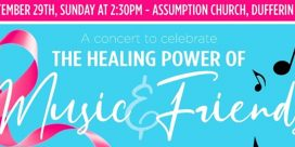 The Healing Power of Music and Friends: In Support of the Saint John Regional Hospital Oncology Department