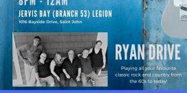 Saint John Community Autism Centre Fundraiser with Ryan Drive