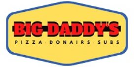 Good Service At Big Daddy's Pizza