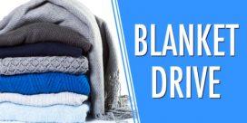 1ST Annual Blanket DRIVE