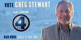 Greg Stewart To Run For Council In Ward 4