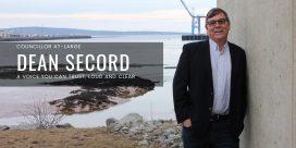 Meet Dean Secord Councillor At Large for Saint John