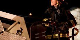 Meet Saint John Firefighter Melissa Martin