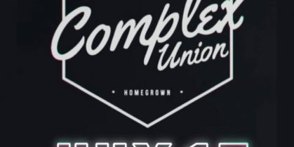 Complex Union presents Roll Call
