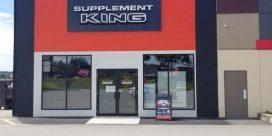 Supplement King Now Open In Saint John