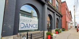 Welcome New Business: First City School of Dance Inc.