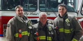 Faces Of The SJFD,