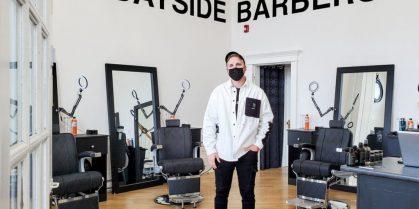 Welcome New Business: Bayside Barbers